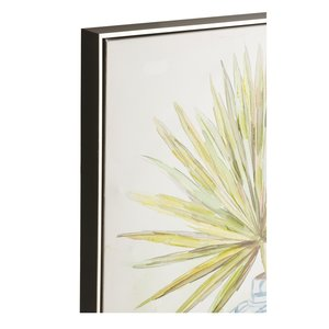 Tablou Plant, Canvas, Multicolor