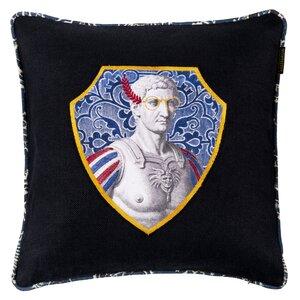 Tiberius Perna decorativa, In, Albastru