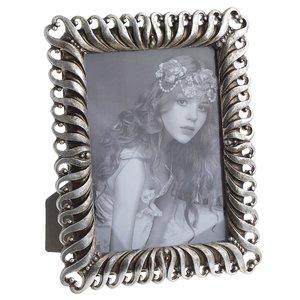 Vera Rama Foto mare, Polirasina, Argintiu