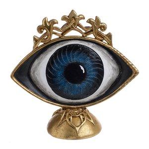 Views Decoratiune ochi, Polirasina, Auriu