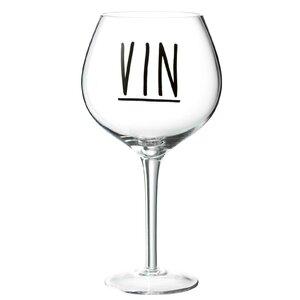 Vin Pahar, Sticla, Transparent