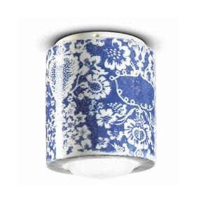 Zoe Ming Spot, Ceramica, Albastru