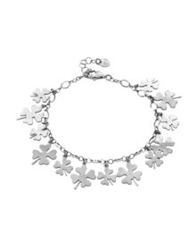 Bratara argint, IJOO - Lucky Luck - Silver Ed.