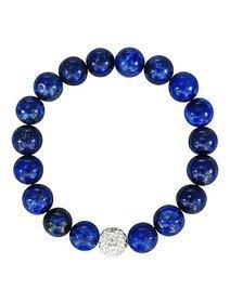 Bratara cu pietre lapis lazuli