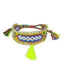 Bratara fashion din material textil