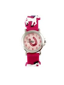 Ceas Copii - Pacific Time - Lucky Horse - Red ED.