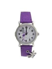 Ceas Copii - Pacific Time - Purple Fairy