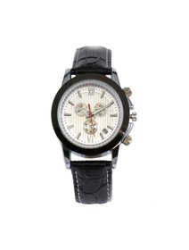 Ceas Dama - Crystal Blue - Time & Date - Black
