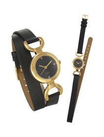 Ceas dama Pacific Time® Golden Panther