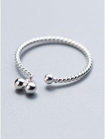Inel IJOO, din argint 925 - Lovely Beads