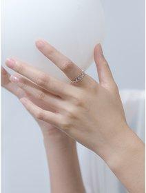 Inel IJOO, din argint 925 - Princess Crown