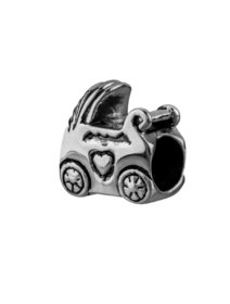Talisman argint 925 - IJOO - Baby Carriage