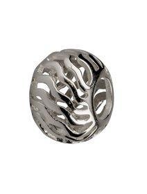 Talisman argint 925 - IJOO - Curved Lines