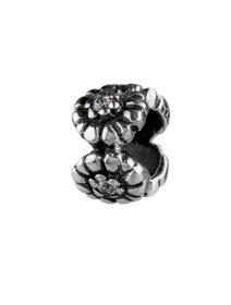 Talisman argint 925 - IJOO - Love Flowers