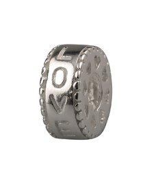 Talisman argint 925 - IJOO - Love U