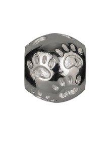 Talisman argint 925 - IJOO - Paw Print