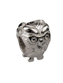 Talisman argint 925 - IJOO - Silver Owl