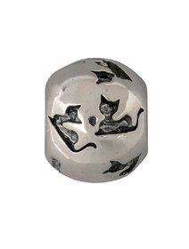 Talisman argint 925 - IJOO - Spoiled Cat