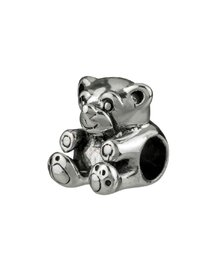 Talisman argint 925 - IJOO - Tedy Bear