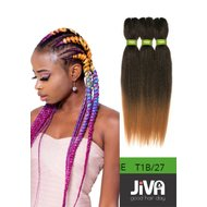Extensii codite afro Waterfall braid t1b/27