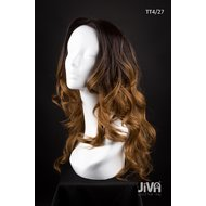 Peruca Lace Front Ruby ombre TT4/27
