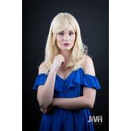 Peruca Naturala HH Dalida Starlight Blond H6