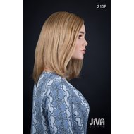 Peruca Naturala HH Maila 100% lucrata manual- blond deschis 213F