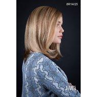 Peruca Naturala HH Maila 100% lucrata manual blond 8R14/25