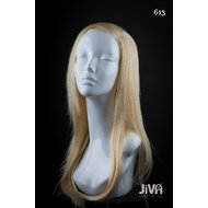 Peruca Naturala Pizzazz Swiss Net Lace wig Blond deschis 613