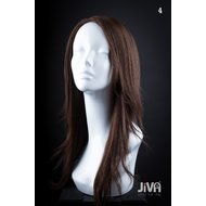 Peruca Naturala Pizzazz Swiss Net Lace wig Saten mediu 4