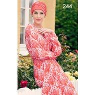 Turban delicat din lana naturala BECCA designer Christine Headwear
