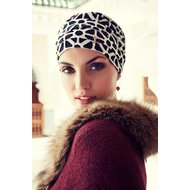Turban Ruby Skyde Boho Hat 576