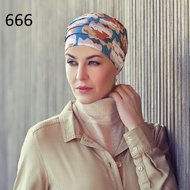 Turban Yoga Print Christine Headweare