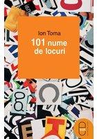 101 DE NUME DE LOCURI