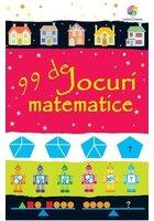 99 de jocuri matematice