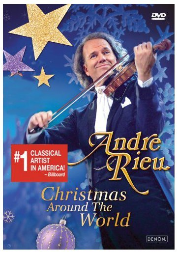 Andre Rieu - DVD Christmas around the World