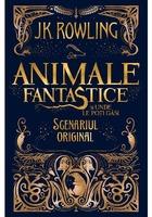 Animale fantastice si unde le poti gasi - scenariul original