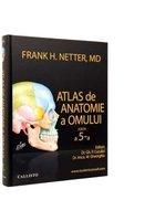 Atlas de anatomie a omului Netter (editia a 5-a)