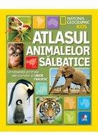 Atlasul animalelor salbatice