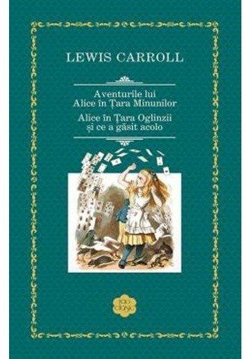 Aventurile lui Alice in Tara Minunilor. Alice in Tara Oglinzii