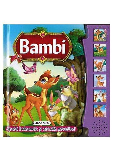 Bambi - Apasa butoanele si asculta povestea!