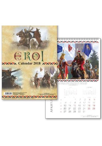 Calendar de perete EROI - 2018