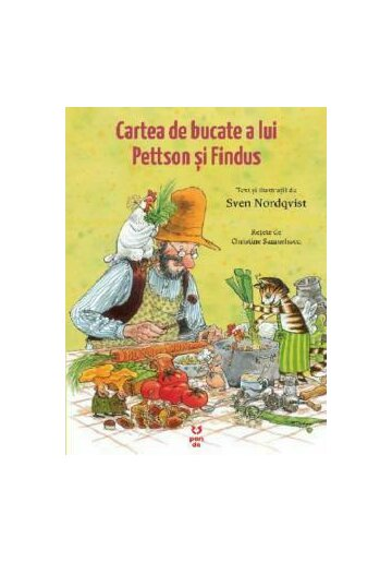 Cartea de bucate a lui Pettson si Findus
