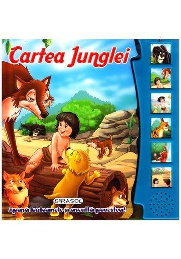 Cartea Junglei - Apasa butoanele si asculta povestea!