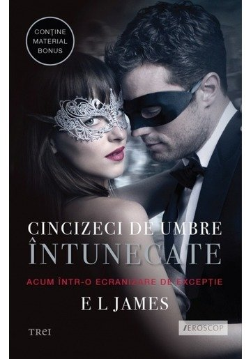 Cincizeci de umbre intunecate - Fifty Shades Vol. 2