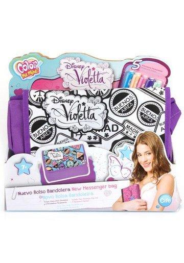 Color Me Mine Messenger Bag Violetta