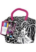 Color Me Mine Rope Bag Monster High