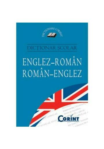 Dictionar Scolar Englez-Roman Roman-Englez 2015