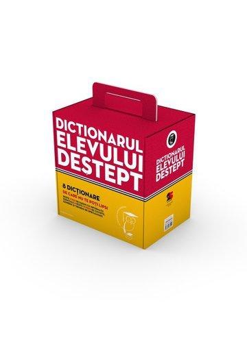 Dictionarul elevului destept (8 carti)