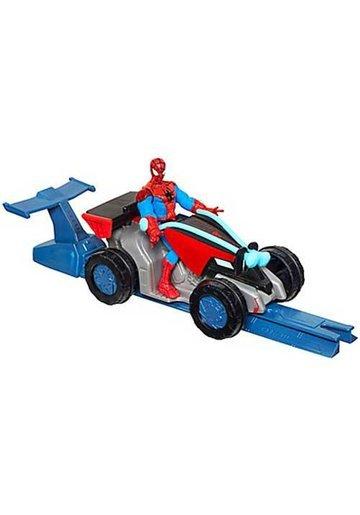 Figurina Spider Man ATV Racer